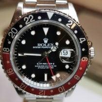 Rolex 16710 Stahl 1989 GMT-Master II 40mm gebraucht