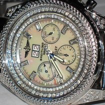 Breitling Bentley 6.75 Steel 48mm Mother of pearl No numerals United States of America, New York, New York