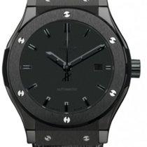 Hublot 565.CM.1110.LR Classic Fusion 38mm - Ceramic All Black...