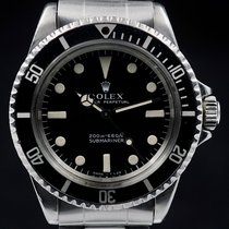 Rolex Submariner (Ref. 5513) Meters First