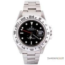 Rolex Explorer II Steel Black Dial