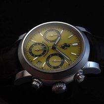 Girard Perregaux Ferrari Yellow Dial Automatic Chronograph New