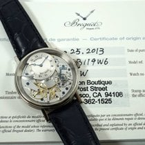Breguet 41mm Manual winding 2013 pre-owned Tradition Transparent