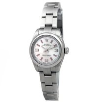 Rolex Oyster Perpetual 26 Steel 26mm Silver Arabic numerals United States of America, California, Los Angeles