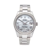 Rolex Lady-Datejust 178384 2011 pre-owned