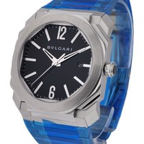 Bulgari BGO41BSSD Octo 41mm Automatic in Stainless Steel - on...