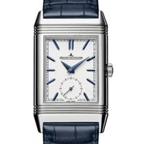 Jaeger-LeCoultre Q3908420 Staal 2018 Reverso (submodel) 42.9mm nieuw