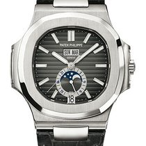 Patek Philippe 5726A-001 Steel 2018 Nautilus 40.5mm new United States of America, New York, New York