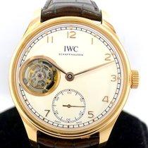IWC Portuguese Tourbillon Ref:IW546302 18K Rose Gold