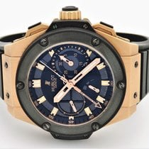 Hublot King Power Split Second Rose Gold 48mm Power Reserve