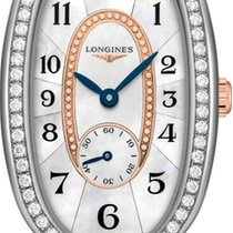 Longines Symphonette Steel 21.9mm Mother of pearl United States of America, New York, Airmont