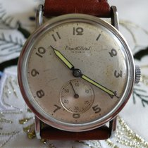 Ernest Borel 34mm Manual winding 1940 pre-owned Champagne