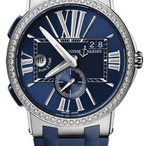 Ulysse Nardin Executive Dual Time 243-00B-3/43 2018 новые