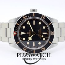 Tudor Steel Automatic Black No numerals 39mm new Black Bay Fifty-Eight