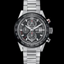 TAG Heuer Carrera Calibre HEUER 01 CAR201W.BA0714 2018 pre-owned