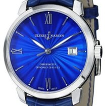 Ulysse Nardin Steel 40mm Automatic 8153-111/E3 new