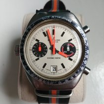 Breitling Chronograph 39mm Automatic 1969 pre-owned Chrono-Matic (submodel)