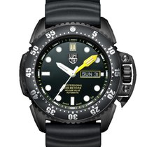 Luminox Deep Dive XS.1521 LUMINOX SEA Cassell Dive Nero 44mm new