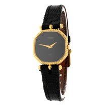 Van Cleef & Arpels Yellow gold 24mm Manual winding pre-owned