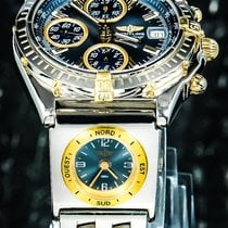 Breitling Chronomat (Submodel) brugt 40mm Guld/Stål