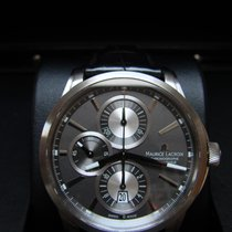 Maurice Lacroix Pontos (Submodel) nieuw 43mm Staal
