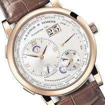 A. Lange & Söhne Yellow gold Manual winding White 42mm new Lange 1