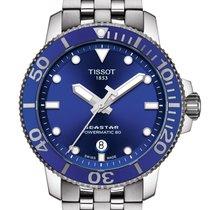 Tissot Seastar 1000 43mm Plav-modar