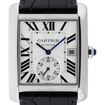 Cartier Steel 34.3mm Automatic W5330003 new United States of America, New York, New York