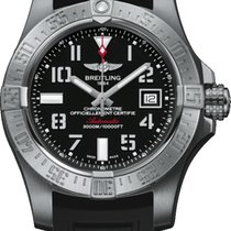 Breitling Avenger II Seawolf Steel United States of America, Iowa, Des Moines