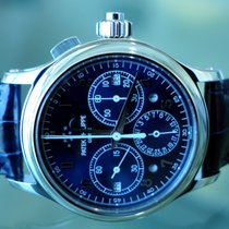 Patek Philippe 5372P-001 Platin Perpetual Calendar Chronograph 38.3mm neu