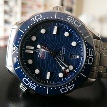 Omega Seamaster Diver 300 M Acier 42mm Bleu Sans chiffres France, Montpellier