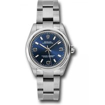 Rolex Oyster Perpetual 31 Steel 31mm Blue Arabic numerals United States of America, Florida, Miami