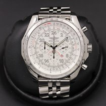 Breitling Bentley Le Mans Steel 48mm White United States of America, California, Huntington Beach