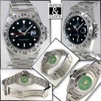 Rolex Explorer II 16570 1999 új