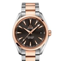 Omega 231.20.42.21.06.003 Gold/Steel 2019 Seamaster Aqua Terra 41.5mm new United States of America, New Jersey, Princeton
