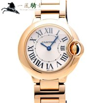 Cartier Ballon Bleu 28mm Rose gold 28mm Silver United States of America, California, Los Angeles