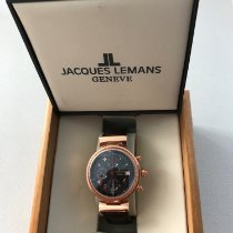 Jacques Lemans Rose gold 41mm Automatic 1-1216L pre-owned