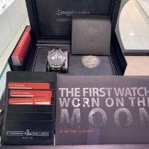 Omega 311.30.42.30.01.002 Aço 2010 Speedmaster Professional Moonwatch 42mm novo