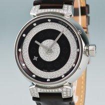 Louis Vuitton Ocel 39mm Quartz Q111A použité