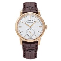 A. Lange & Söhne 380.033 Rose gold 2019 Saxonia 38.5mm new United States of America, Florida, Sunny Isles Beach