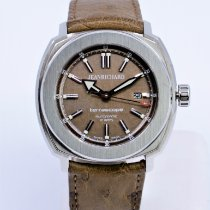 JeanRichard Steel Automatic 60500-11-601-FK6A pre-owned