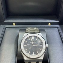 Audemars Piguet 15400st.oo.1220st.01 Zeljezo 2019 Royal Oak Selfwinding 41mm nov