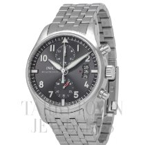IWC Pilot Spitfire Chronograph Steel 42mm Arabic numerals United States of America, New York, Hartsdale