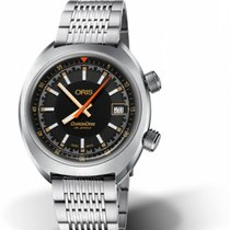 Oris Chronoris Steel