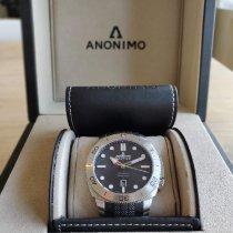 Anonimo Acier 44.4mm Remontage automatique AM-1001.01.001.A11 occasion