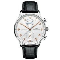 IWC Portuguese Chronograph IW371445 IW371604 2020 nuevo