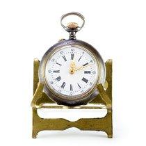 Eterna Reloj usados 1900 Acero 30mm Cuerda manual Solo el reloj