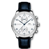 IWC Portuguese Chronograph IW371605 2020 new