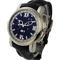 Ulysse Nardin 320-60/32 GMT Perpetual 42mm in WHite Gold -...