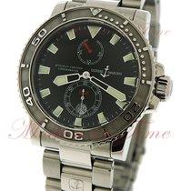 Ulysse Nardin Maxi Marine Diver 263-33-7/92 new